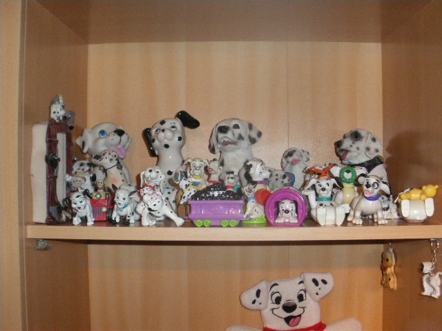 Collection de dalmatien